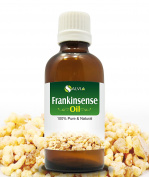FRANKINCENSE OIL 100% NATURAL PURE UNDILUTED UNCUT ESSENTIAL OIL 50ML