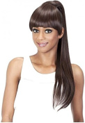 VIVICA A FOX SYNTHETIC HAIR DRAWSTRING PONYTAIL TWO IN ONE BANG & PONY BP - LOUI