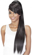 VIVICA A FOX SYNTHETIC HAIR DRAWSTRING PONYTAIL TWO IN ONE BANG & PONY BP - FENDY