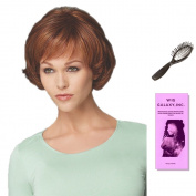 Fidelity by Gabor, Wig Galaxy Hair Loss Booklet, & Loop Brush (Bundle - 3 Items), Colour Chosen