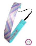 Sweaty Bands - Chevron Slide - #1 Fitness Headband!