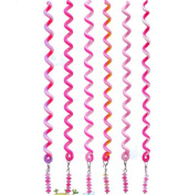 Dofull 6pcs Kids Girls DIY Hair Styling Braiding Spiral Curlers Rollers Head Dress Band