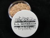 L.A. Minerals Valley Girl Matte Mineral Makeup Foundation Base-Fair Beige