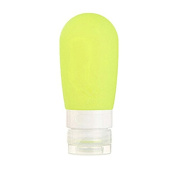 1 Pcs Enticing Silicone Travel Packing Press Bottle for Lotion Shampoo Bath Container by Team-Management