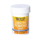 Pink Organic Polymer Powder