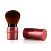 Sunward Professional Easy Carrying Telescopic Makeup Brush Powder Concealer Blush Contour Brush