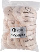 Cinema Secrets Pro-Puffs Professional Powder Puff, 12-count