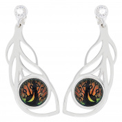 Kameleon Jewellery Wings Of A Feather Earrings KE102
