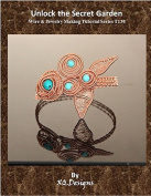 PDF Wire Work Bangle Pattern Unlock the Secret Garden Jewellery Making Tutorial T134