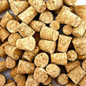 Pack of 100 Pcs Natural Piercing Corks for Needles Body Piercing Needles By Eg Gifts