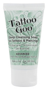 Tattoo Goo Deep Cleansing Soap for Tattoos & Piercings 60ml – New Formula