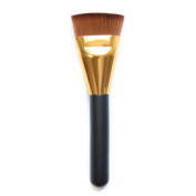 Coper® 1pcs Professional Cosmetic Flat Contour Brush Face Blend Makeup Brush