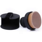 Coshine Circle Flat Foundation Makeup Brush