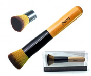 Pana Super Soft Professional Premium Foundation Makeup Brush - FLAT Top Great For Blending Liquid , Cream & Mineral Cosmetics or Translucent Powder.