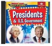 Presidents & U.S. Government CD [Audio]