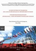 Les Rencontres de Strasbourg Des Langues Regionales Ou Minoritaires D'Europe 2015 [FRE]