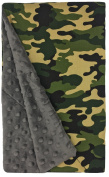 Baby Elephant Ears Ultra Soft Baby & Toddler Blankets ~ Camo