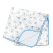 ideal baby by the makers of aden + anais Muslin Blanket, Cheeky Monkey