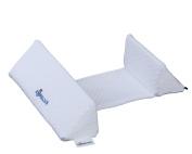 Aurelius Cotton Baby Sleeping Pillow Wedge,Zippered Closure