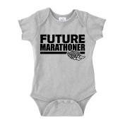 Future Marathoner Baby One Piece