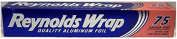 REYNOLDS WRAP TIN FOIL 7sqm