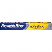 REYNOLDS WRAP TIN FOIL aluminium FOIL NON STICK 3.3sqm