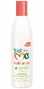 Just For Me Hair Milk Cream Cleanser Shampoo, Nourishing 300ml by Just For Me