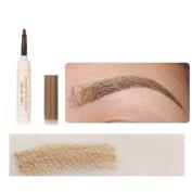 Gracefulvara Eyebrow Pencil, Waterproof Makeup Cosmetic Tool for Eye Brow 1#