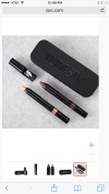 nudestix magnetic eye colour pencils angel bronze