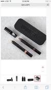 nudestix magnetic eye colour pencils angel bronze