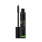 Organic Mascara - Black - 100% Natural and Organic Lash Care - Non Irritating For Sensitive Eyes - Long Lasting and Non-Clumping