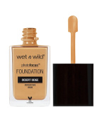 wet n wild Photo Focus Foundation, Desert Beige, 1 Fluid Ounce