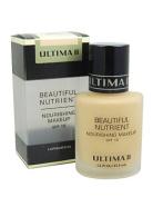 ULTIMA II Beautiful Nutrient Nourishing Makeup W/SPF15 - BUFF