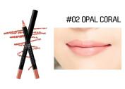 [BOM] Seven Days Lip Pencil 1.5g, Matt & Soft Velvety Texture, 7 colours, long-lasting, Waterproof