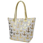 Anchor Print NGIL Gold Collection Tote Bag