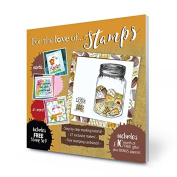 Hunkydory For the Love of Stamps Magazine - Issue 2 with Stamps & Papers!
