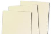 Blank Basis Natural 5x7 Flat Card Invitations - 100 Pack