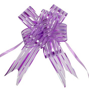 Large Butterfly Pull Bow x 10
