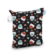 Thirsties Wet Bag, Love Notes