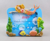 18cm MERMAID 4x 6 PHOTO FRAME