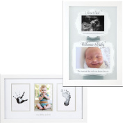 (Set) My Little Prints Showcase Photo And First Peek Sonogram 2 Image Frames