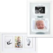 (Set) My Little Prints Showcase Photo And First Peek Sonogram 2 Image Frames