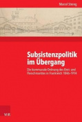 Subsistenzpolitik Im Ubergang [GER]