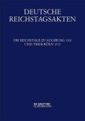 Die Reichstage Zu Augsburg 1510 Und Trier/Koln 1512 [GER]