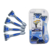 Comfort Disposable Shaving Razors 5 Blade Package