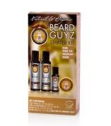 Beard Guyz Starter Kit for Fine to medium Hair