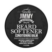 Uncle Jimmy Beard Softener 60ml