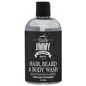Uncle Jimmy Hair/Beard Wash 350ml