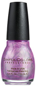 Sinful Colours Professional Nail Polish - Let Me Go (Purple & Blue Shimmer) 15ml