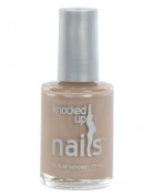 Half Caff for Me - Knocked Up Nails - Maternity Pregnancy Safe Nail Polish - Vegan & Gluten-Free - 5-Free